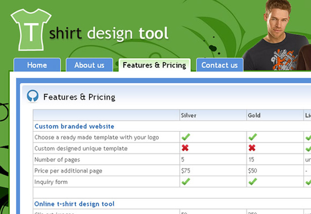 Online T Shirt Design Software T Shirt Design Tool